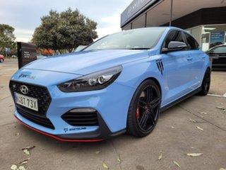 2018 Hyundai i30 PDe.2 MY19 N Performance Blue 6 Speed Manual Hatchback