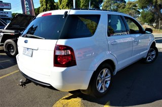 2010 Ford Territory SY MkII TS White 4 Speed Sports Automatic Wagon.