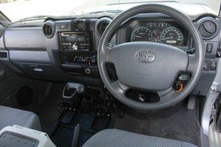 2011 Toyota Landcruiser VDJ76R 09 Upgrade GXL (4x4) 5 Speed Manual Wagon