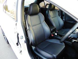 2017 Subaru WRX V1 MY18 Premium Lineartronic AWD White 8 Speed Constant Variable Sedan