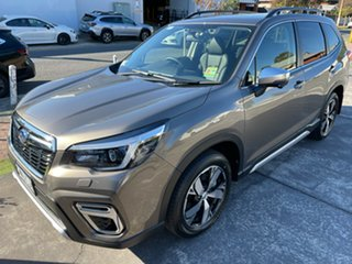 2021 Subaru Forester S5 MY21 2.5i-S CVT AWD Sepia Bronze 7 Speed Constant Variable Wagon.