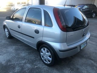 2005 Holden Barina XC MY05 Silver 4 Speed Automatic Hatchback