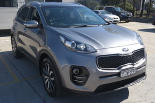 2016 Kia Sportage QL MY16 SLi 2WD Grey 6 Speed Sports Automatic Wagon.