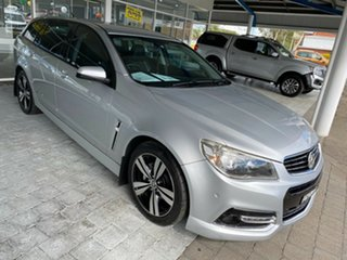 2014 Holden Commodore SV6 - Storm Silver Sports Automatic Wagon