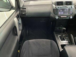2015 Toyota Landcruiser Prado GDJ150R GXL Silver, Chrome 6 Speed Sports Automatic Wagon
