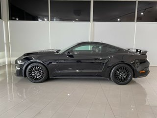 2018 Ford Mustang FN 2018MY GT Fastback Black 6 Speed Manual Fastback