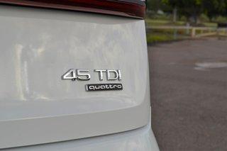 2020 Audi Q7 4M MY20 45 TDI Tiptronic Quattro White 8 Speed Sports Automatic Wagon