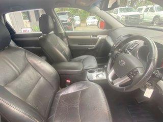 2009 Kia Sorento XM MY10 SLi Metallic Grey 6 Speed Sports Automatic Wagon