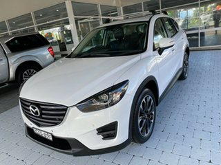 2014 Mazda Default MY13 Upgrade Grand Touring Crystal White Pearl 6 Speed Sports Automatic Wagon.