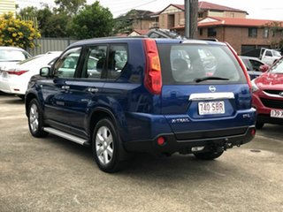 2008 Nissan X-Trail T31 ST-L Blue 1 Speed Constant Variable Wagon.