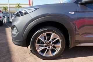 2017 Hyundai Tucson TL Active X (FWD) Grey 6 Speed Automatic Wagon.