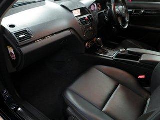 2008 Mercedes-Benz C-Class W204 C200 Kompressor Classic Blue 5 Speed Sports Automatic Sedan