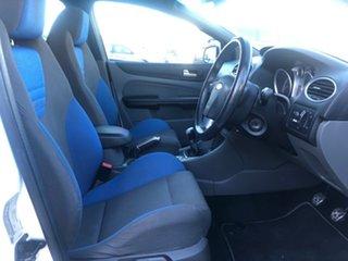2010 Ford Focus LV XR5 Turbo White 6 Speed Manual Hatchback