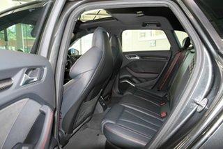 2016 Audi RS 3 8V MY16 Sportback S Tronic Quattro Grey 7 Speed Sports Automatic Dual Clutch