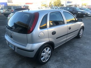 2005 Holden Barina XC MY05 Silver 4 Speed Automatic Hatchback.