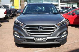 2017 Hyundai Tucson TL Active X (FWD) Grey 6 Speed Automatic Wagon