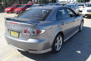 2003 Mazda 6 GG1031 Luxury Sports Grey 4 Speed Sports Automatic Hatchback