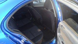2010 Mitsubishi Lancer CJ MY10 Activ Sportback Blue 6 Speed Constant Variable Hatchback