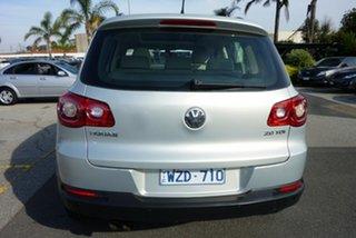 2009 Volkswagen Tiguan 5N MY09 103TDI 4MOTION Silver 6 Speed Sports Automatic Wagon
