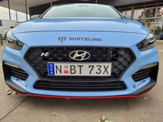 2018 Hyundai i30 PDe.2 MY19 N Performance Blue 6 Speed Manual Hatchback