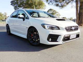 2017 Subaru WRX V1 MY18 Premium Lineartronic AWD White 8 Speed Constant Variable Sedan.