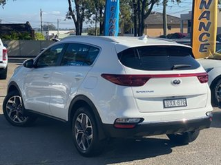 2018 Kia Sportage QL MY18 Si 2WD Premium White 6 Speed Sports Automatic Wagon.