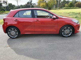 2020 Kia Rio YB Sport Red Automatic Hatchback.