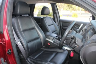 2013 Ford Territory SZ Titanium (4x4) Burgundy 6 Speed Automatic Wagon