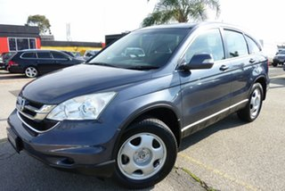 2010 Honda CR-V RE MY2010 4WD Grey 6 Speed Manual Wagon.