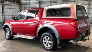 2006 Mitsubishi Triton ML MY07 GLX-R Double Cab 5 Speed Manual Utility