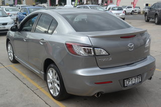 2013 Mazda 3 BL10L2 MY13 SP25 Silver 6 Speed Manual Sedan