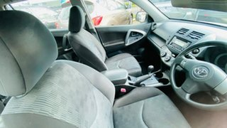 2012 Toyota RAV4 ACA38R MY12 CV 4x2 4 Speed Automatic Wagon