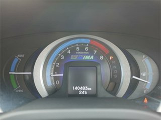2011 Honda Insight ZE VTi Grey Constant Variable Hatchback