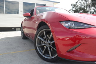 2017 Mazda MX-5 ND GT SKYACTIV-Drive Soul Red 6 Speed Sports Automatic Roadster