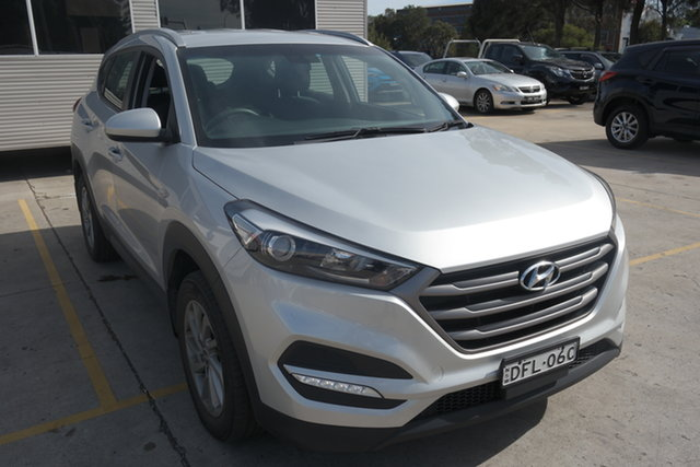 Used Hyundai Tucson TLE Active 2WD Maryville, 2016 Hyundai Tucson TLE Active 2WD Silver 6 Speed Sports Automatic Wagon