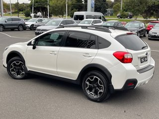 2012 Subaru XV G4X MY13 2.0i-L Lineartronic AWD White 6 Speed Constant Variable Wagon.