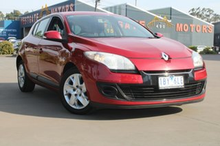 2013 Renault Megane B95 Expression Continuous Variable Hatchback.