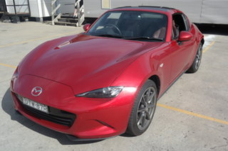 2017 Mazda MX-5 ND GT SKYACTIV-Drive Soul Red 6 Speed Sports Automatic Roadster.