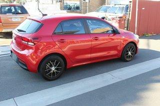 2019 Kia Rio YB MY20 S Red 4 Speed Automatic Hatchback
