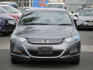 2011 Honda Insight ZE VTi Grey Constant Variable Hatchback.