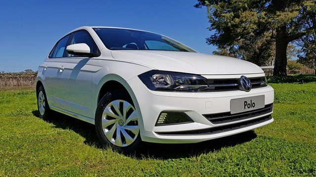 Demo Volkswagen Polo AW MY21 70TSI DSG Trendline Tanunda, 2021 Volkswagen Polo AW MY21 70TSI DSG Trendline Pure White 7 Speed Sports Automatic Dual Clutch