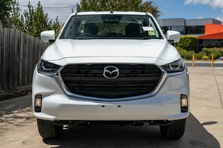 2021 Mazda BT-50 TFS40J XT Ice White 6 Speed Sports Automatic Utility