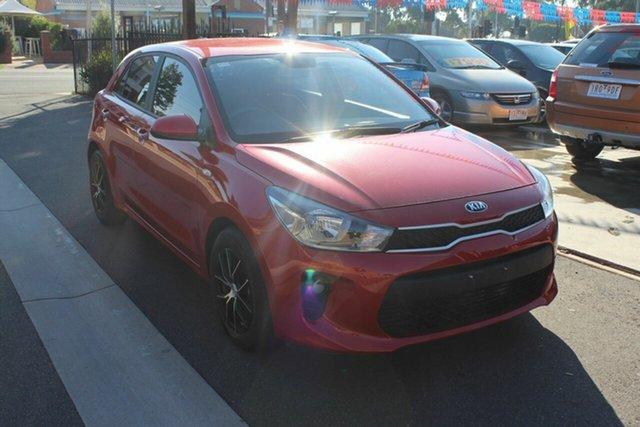 Used Kia Rio YB MY20 S Newtown, 2019 Kia Rio YB MY20 S Red 4 Speed Automatic Hatchback