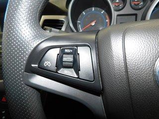 2012 Holden Cruze JH Series II MY12 CD White 6 Speed Sports Automatic Sedan
