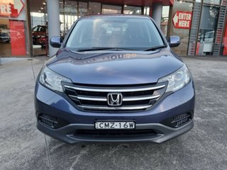 2013 Honda CR-V RM VTi Blue 5 Speed Automatic Wagon