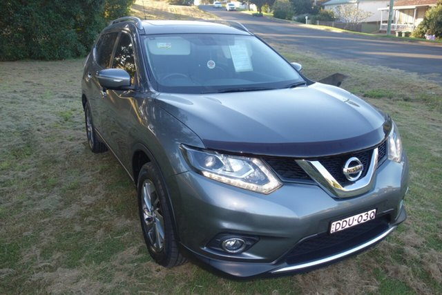 Used Nissan X-Trail T32 TL 4WD East Maitland, 2016 Nissan X-Trail T32 TL 4WD Grey 6 Speed Manual Wagon