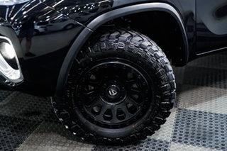 2015 Toyota Fortuner GUN156R Crusade Black 6 Speed Automatic Wagon