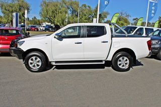 2017 Nissan Navara D23 S2 ST White 6 Speed Manual Utility