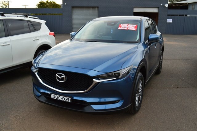 Pre-Owned Mazda CX-5 MY17 Maxx Sport (4x2) Wellington, 2017 Mazda CX-5 MY17 Maxx Sport (4x2) 6 Speed Automatic Wagon