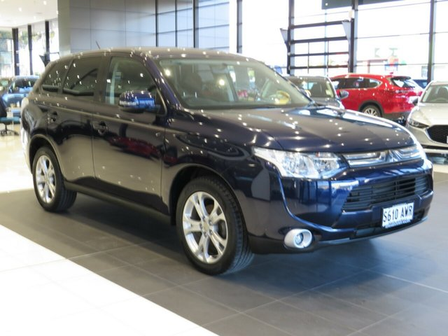 Used Mitsubishi Outlander ZH MY12 LS Edwardstown, 2012 Mitsubishi Outlander LS Wagon